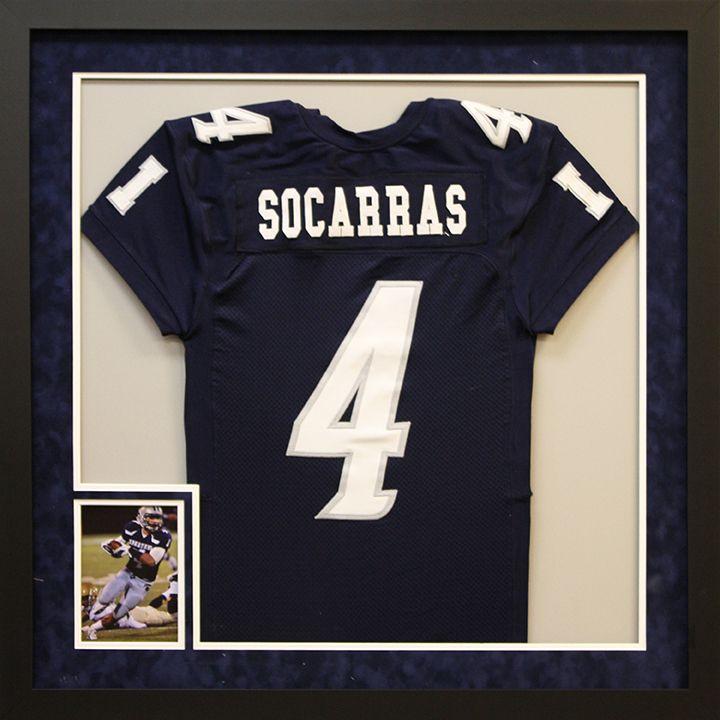 71 best Framing Football Gerseys images on Pinterest | Framed jersey ...