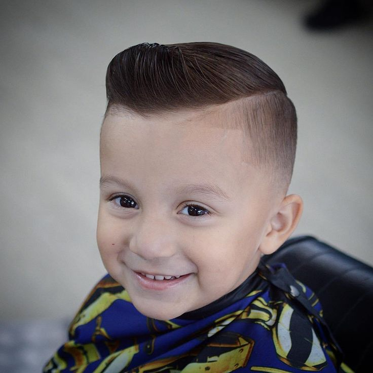 Classic Hairstyles for Boy