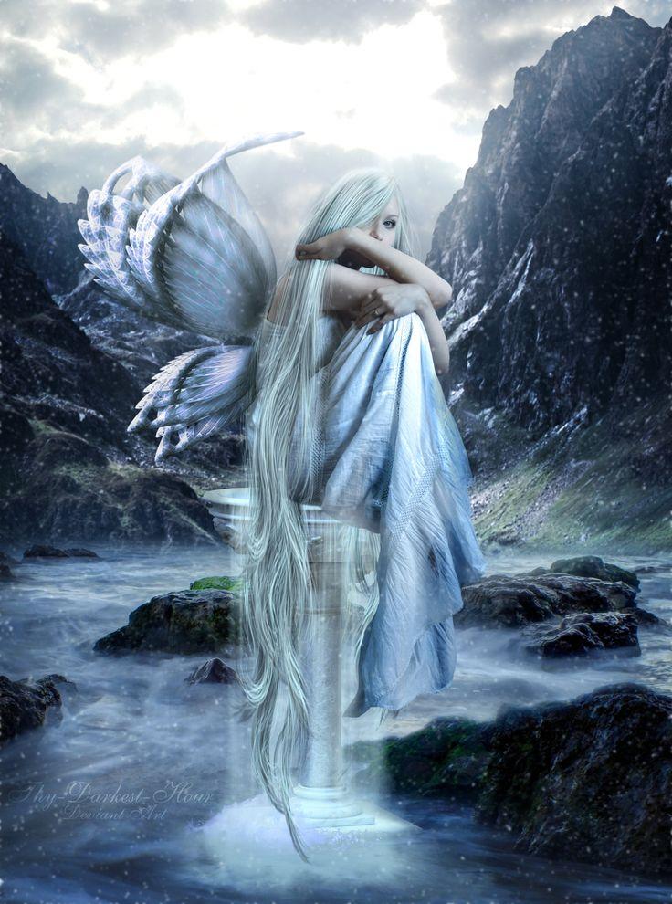 The Grief of Demeter by =Thy-Darkest-Hour on deviantART