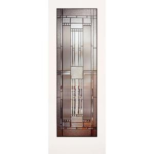 Feather River Doors 30 in. Preston Patina Woodgrain 1 Lite Unfinished Maple Interior Door Slab Maple- Ready To Stain  sc 1 st  Pinterest & 30 best Interior Doors images on Pinterest | Internal doors Indoor ...