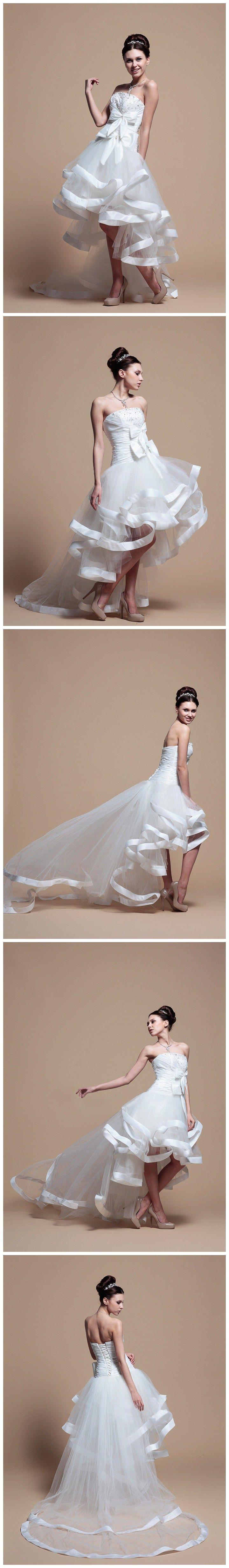 I am in love! I would definitely wear this as my wedding