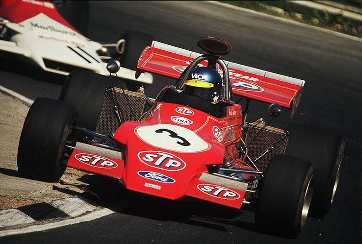 1972 GP Wielkiej Brytanii (Ronnie Peterson) March 721 - Ford