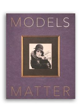 The book 'Models Matter' by Christopher Niquet - ISBN 9788862085199