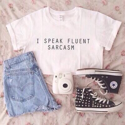 """""""I Speak Fluent Sarcasm"""""""