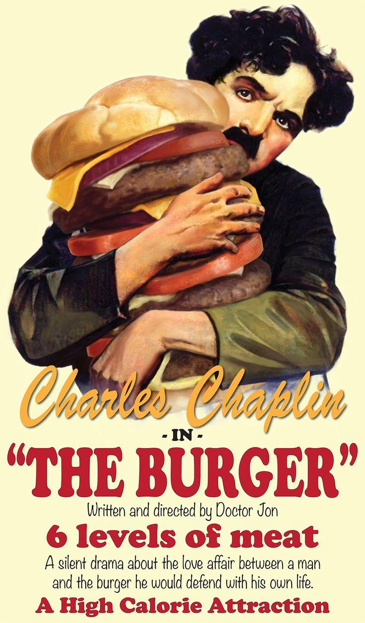 HAG as seen by Charlie Chaplin   HAG MOVIE POSTERS ...
