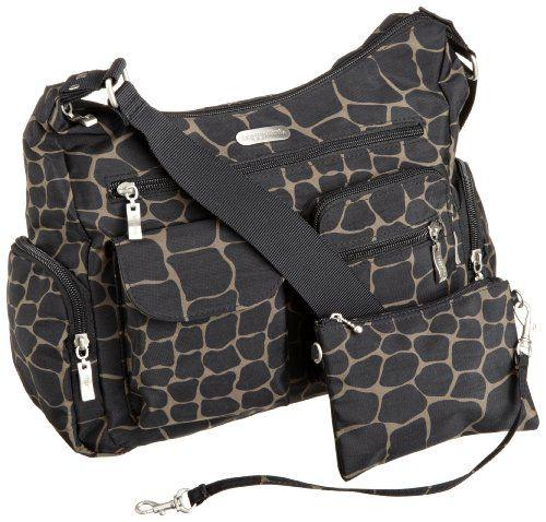 Baggallini Luggage Everywhere Classic Hobo Style Bag