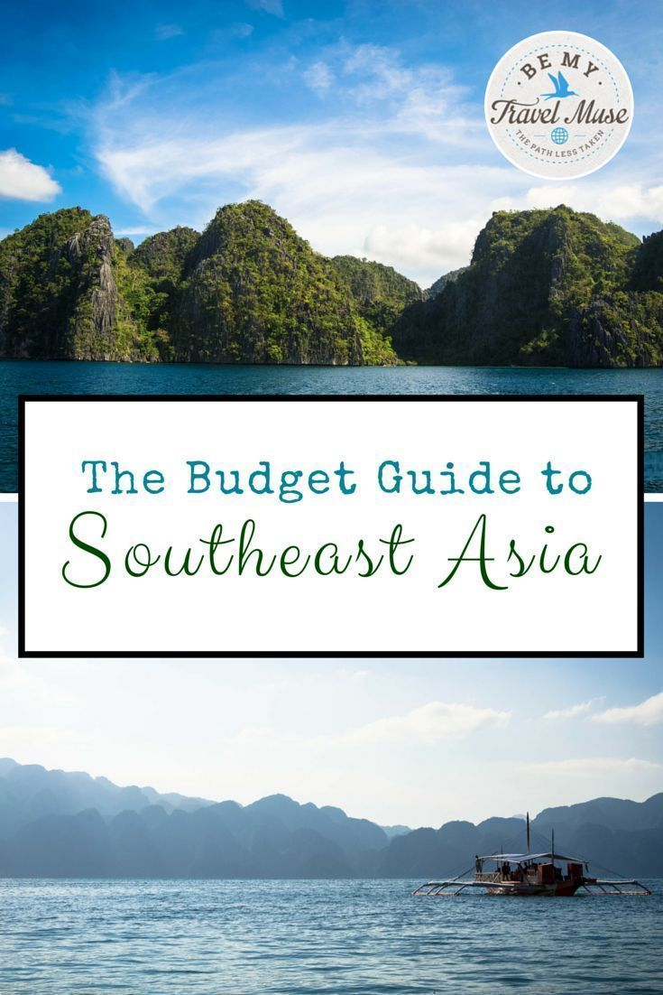 travel southeast asia budget