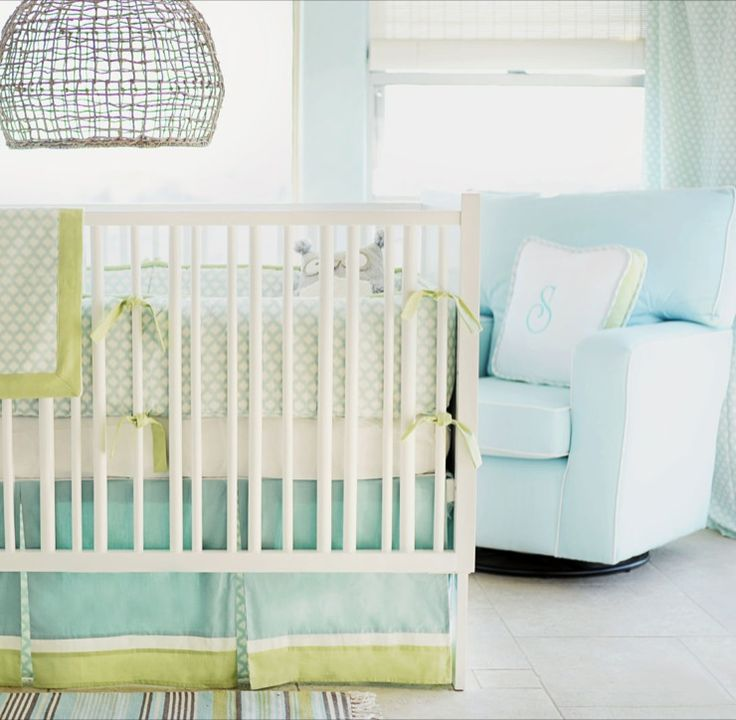 NewArrivalsInc.: New Arrivals Inc - Our Sprout clean & serene crib bedding exemplifies tranquility in any ...