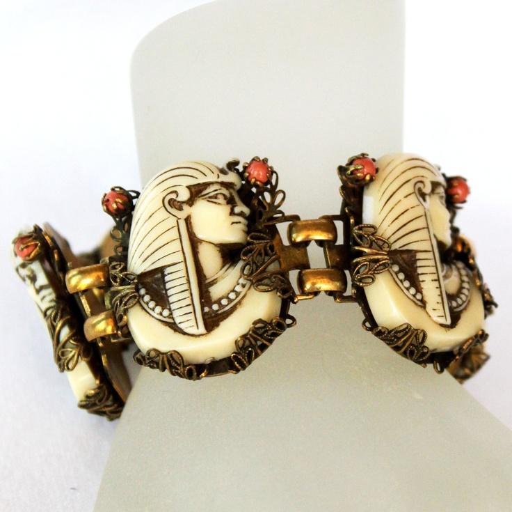 Selro Bracelet Egyptian Pharaoh.