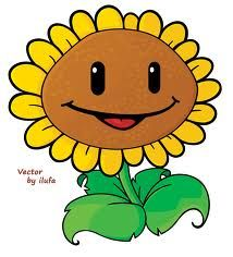 sunflower plantas contra zombies bookmark - Buscar con Google
