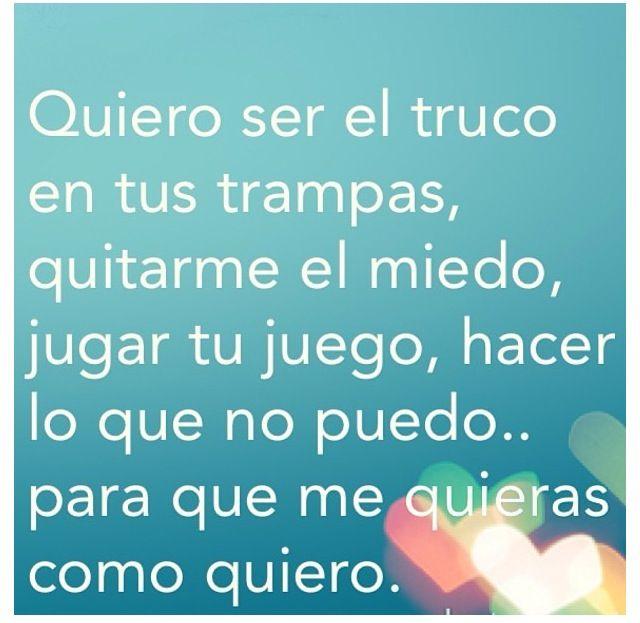 Ricardo Arjona / Para que me quieras como quiero