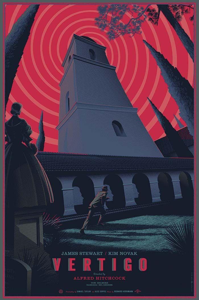 Amazing Vertigo poster.