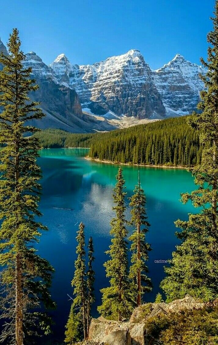 Green Glacier Lake In The Mountains Beautiful Nature Pictures Nature Nature Pictures
