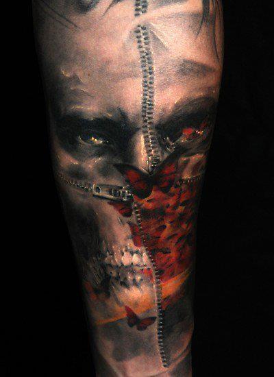 Andy Engel: Tattoo Ideas, Art Tattoo, Colors Tattoo, Andy Engel, Tattoo Artists, Engel Tattoo, Fantasyr Tattoo, Body Art, Tattoo Ink