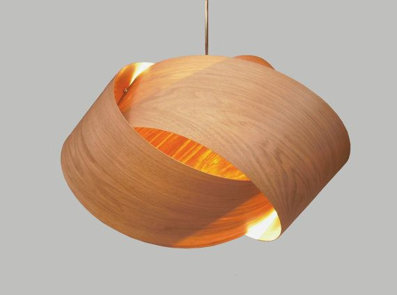 Curves and shapes 221 pinterest granny knot wood veneer pendant lamp butternut by transfigure mozeypictures Images