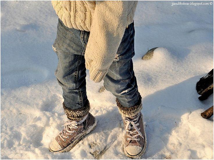 J.J. & The Bear: white wild winter