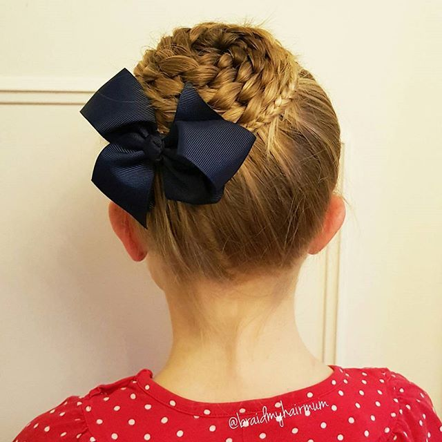 What a pretty day it is,  and what a pretty sight,  Leave aside what will happen tomorrow,  Leave all your fright,  Embrace this new day today,  As it will help you make your way, So, keep smiling,  Have a good day! ♡ #braid #braids #hair #hairstyle #plaits #hairdo #hairaccessories #hairbow #byengberg @byengberg ##petiteolivia #blue #sweden #flette #flechten #tresse #cheveux #letti #hår #uppsatt #fläta#inspiration #inspo #волосы