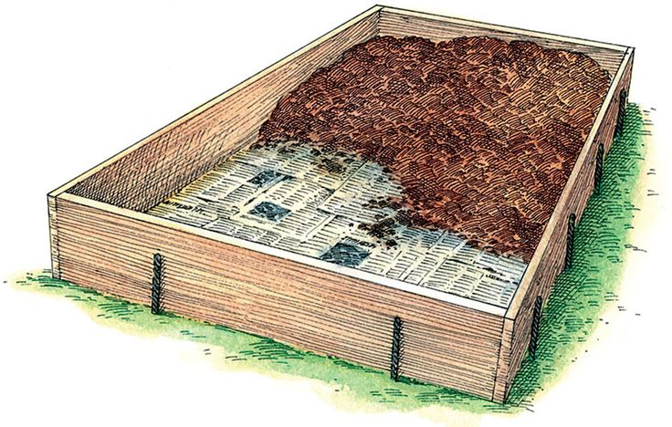 How To Build A Simple Raised Bed http://www.rodalesorganiclife.com/garden/how-to-build-a-simple-raised-bed?cid=soc_Rodale's%2520Organic%2520Life%2520-%2520Rodale's%2520Organic%2520Life%2520-%2520RodalesOrganicLife_FBPAGE_Rodale's%2520Organic%2520Life__