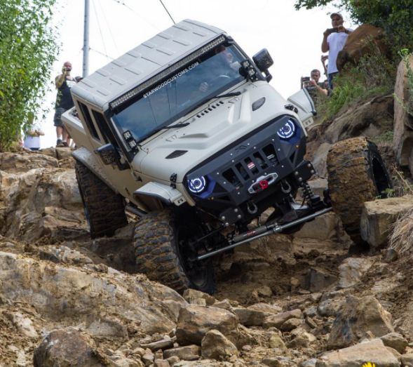 Now this looks like fun! #OffRoad #Adventure #Explore #Challenge