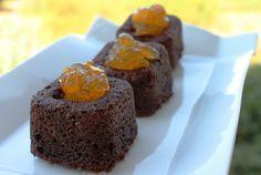 Pasqualina in cucina: Piccole capresi al cioccolato fondente e marmellata di arance amare