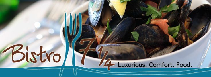 Bistro 7 1/4 in Winnipeg, Canada: Great mussels and a great buzz in the restaurant