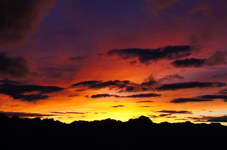 Sunrise over Mt Blackburn by Kerry Bellringer. http://www.glentanner.co.nz