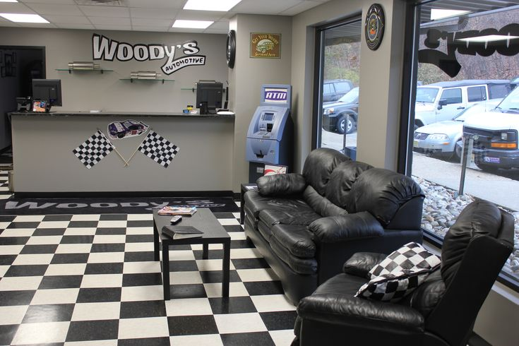 Small Auto Repair Shops Office Woody S Automotive New