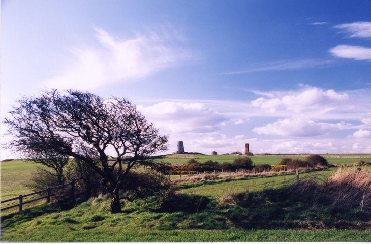 Cleadon hills, South Tyneside.
