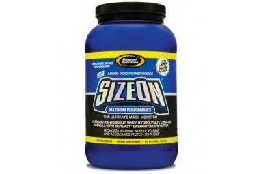 Gaspari Nutrition Size On Max Performance 1.6kg + Free Sample Price: WAS £64.99 NOW £48.49