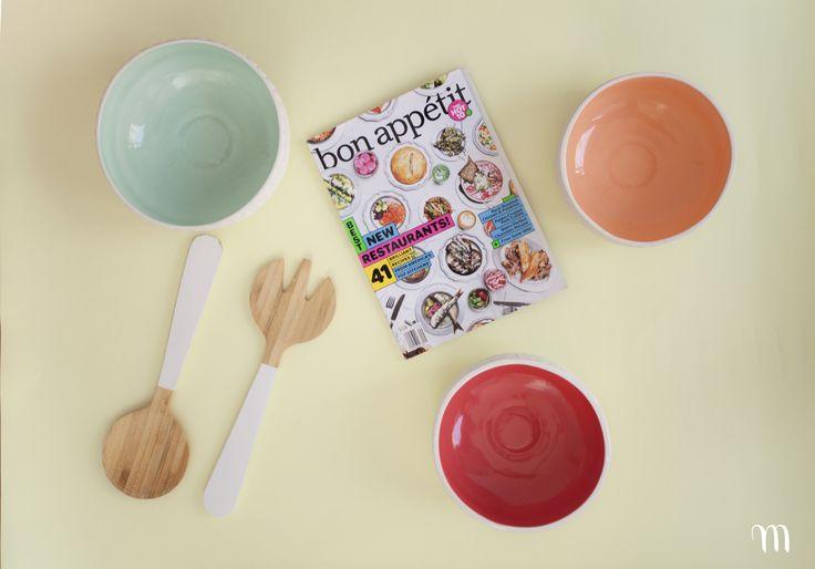 Bowls perfectos para tu cocina
