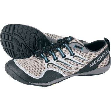 Merrell Barefoot Running Shoes-- I love these. They are so light and so comfortable to run in!