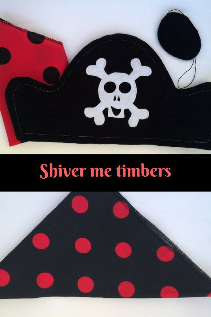 oooarrr. My kids would love this    #piratecostume #stockingfiller #ad #giftsforkids