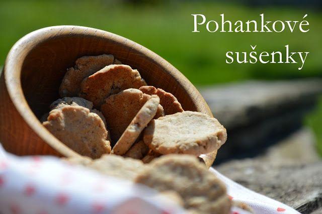 TynaTyna: Pohankové sušenky