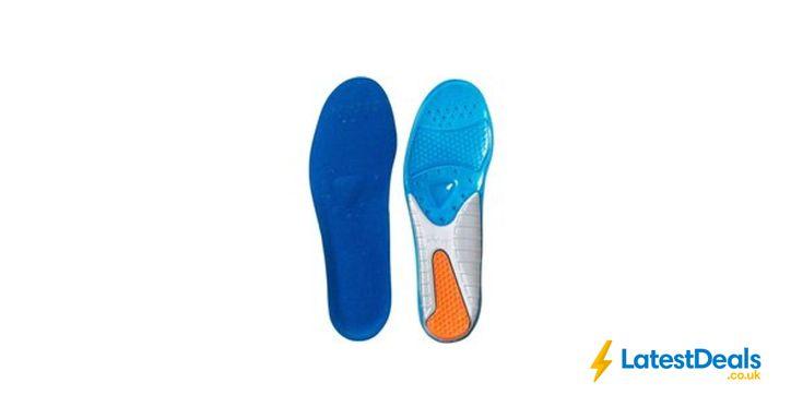 Spenco Gel Comfort Insoles Blue, £1.99 at MandM Direct