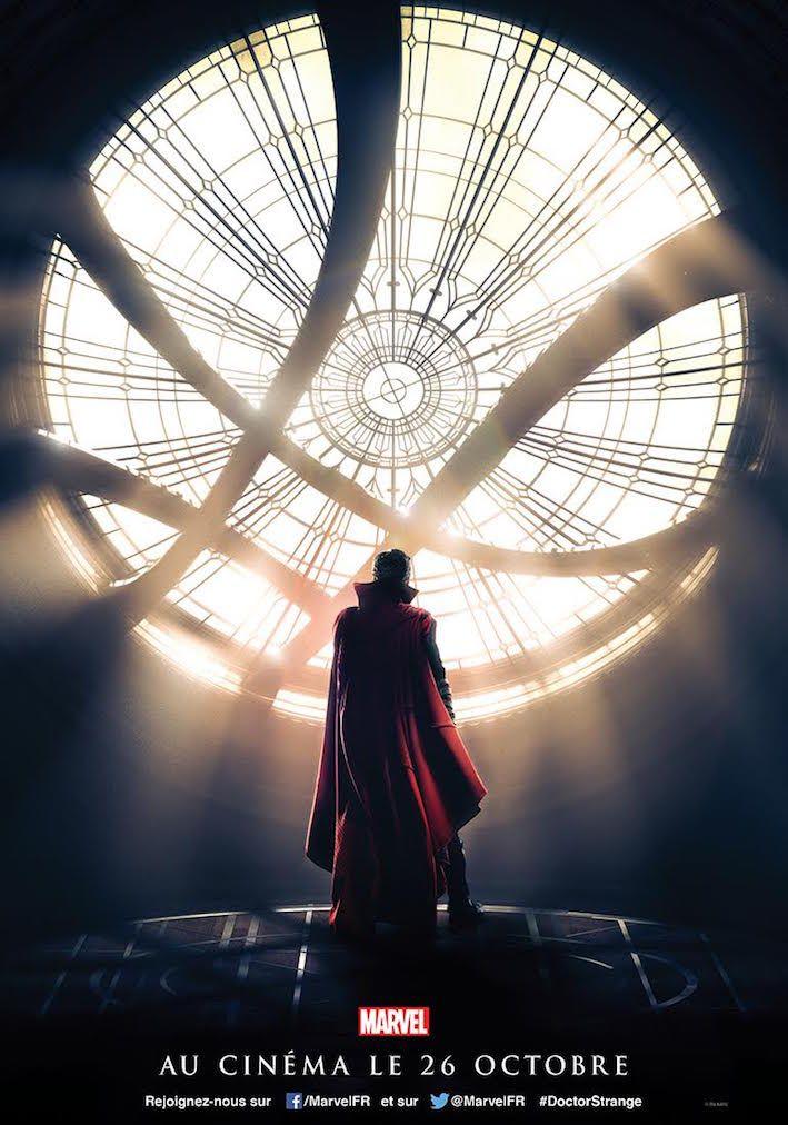 La bande annonce de Doctor Strange révélée