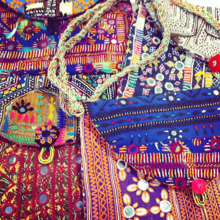 Banjara shoulder bags.. Hard to choose