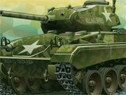 Free Online Shooting Games, You tank battalion has been called into duty and you need to rush into battle!  In Battle Tank: Killing Spree, race through the wasteland to chase after the enemy tanks and blow them up!  Make sure not to hit too many things before you have a chance to take on the enemy vehicles!, #tank #war #action #army #military