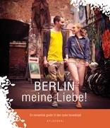 BERLIN – MEINE LEIBE! er en farverig og alsidig romantisk guide til danskernes yndlingsby Berlin. Der er romantiske restauranter og kulørte kaffehuse, hipster-kultur og koncertoplevelser, Berlinmur og Biennale, gallerier og smarte klubber, kantet Bauhaus-arkitektur og stjernehimmel fra badeskibet på Spree, hyggelige loppemarkeder, designerværksteder og gode gåture. Bogen giver over 300 idéer til oplevelser i Berlin. Skrevet af Lone Bech, der bor i Berlin. Foto: Harry Schnitger.