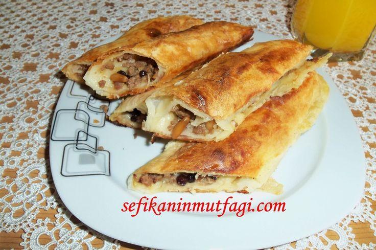 Kolay Sarıyer Böreği #turkishrecipe #börek #börektarifleri #hamur #hamurişi #recipes http://sefikaninmutfagi.com/kolay-sariyer-boregi/