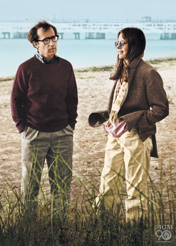 Does it get better than a Annie Hall style retrospective?