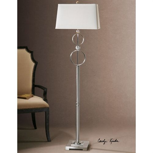 28588 rainer floor lamp uttermost