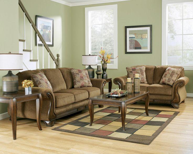 Get Your Montgomery   Mocha   Sofa U0026 Loveseat At Furniture Depot, Inc.    Fayette , Fayette AL Furniture Store.