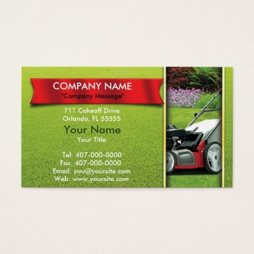 210 best lawn care business cards images on pinterest business landscaping lawn mower lawn care business card colourmoves