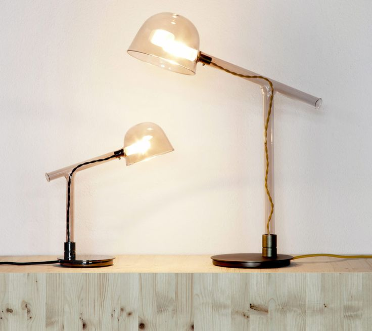 Chemistry instruments are #upcycled into super rad lamps