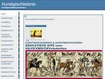 Kunstgeschiedenis | Kunstgeschiedenis.jouwweb.nl