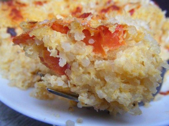 "Moni's ""healthy"" Qunoa Mac n' Cheese"