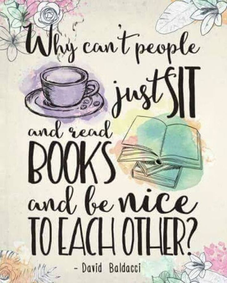 Reading expands the mind and your humanity.