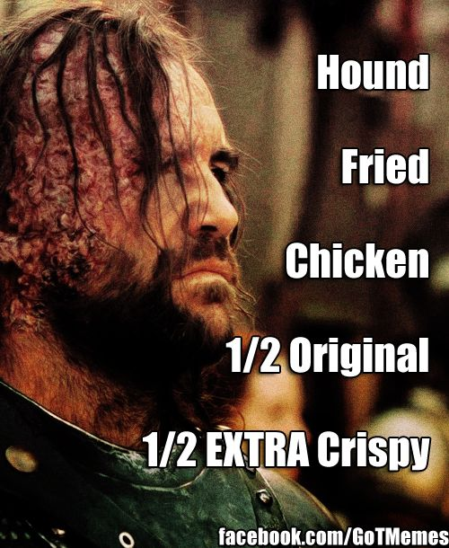 Hound fried chicken