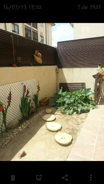 Ideas para tu jardin!!