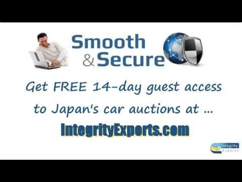 Why choose Japan car auction buyer Integrity Exports?